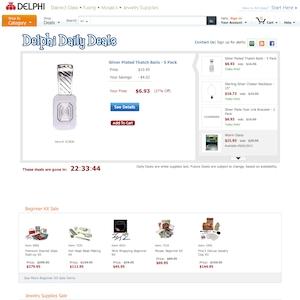 Deal page screenshot